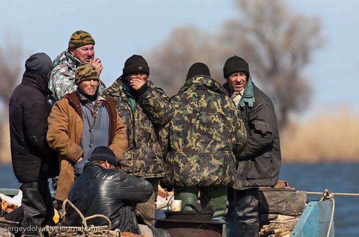 Как ловят рыбу в Астрахани (19)