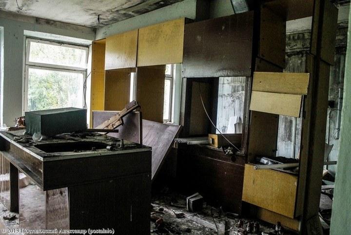 Школы в Припяти, интересное фото (20)