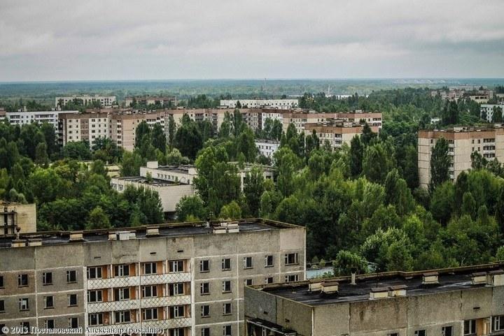 Школы в Припяти, интересное фото (22)