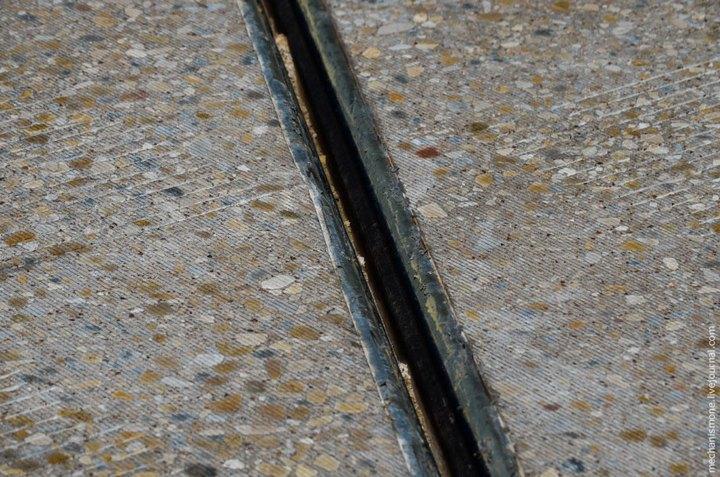 Процесс укладки дорожного покрытия в Америке (24)