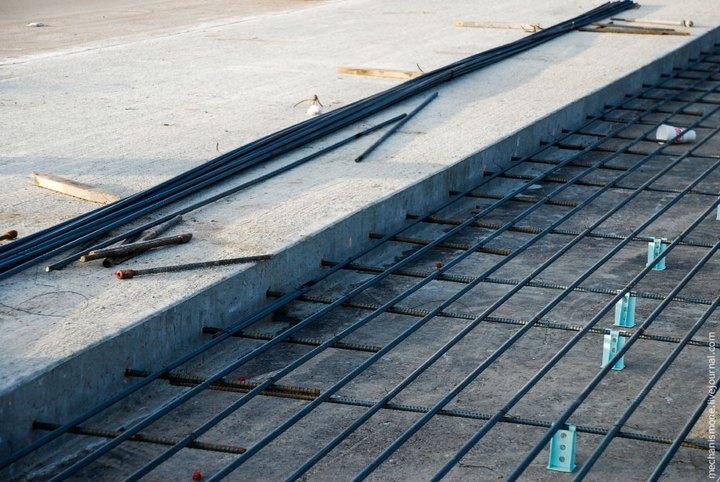 Процесс укладки дорожного покрытия в Америке (25)