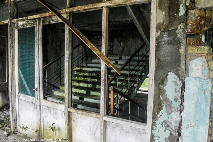 Школы в Припяти, интересное фото (31)