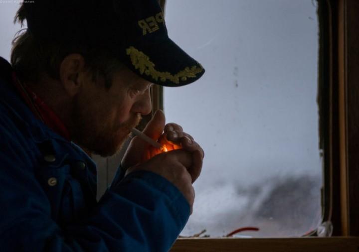 Как ловят треску в Норвегии (10)