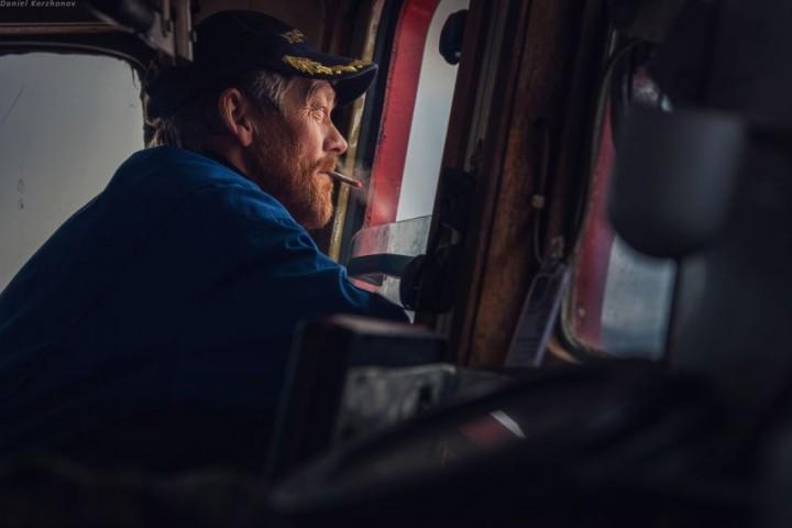 Как ловят треску в Норвегии (1)