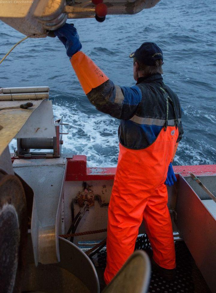Как ловят треску в Норвегии (11)