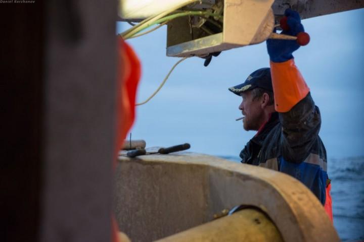 Как ловят треску в Норвегии (14)