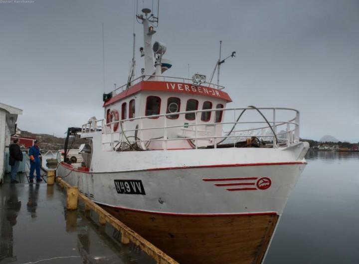 Как ловят треску в Норвегии (2)