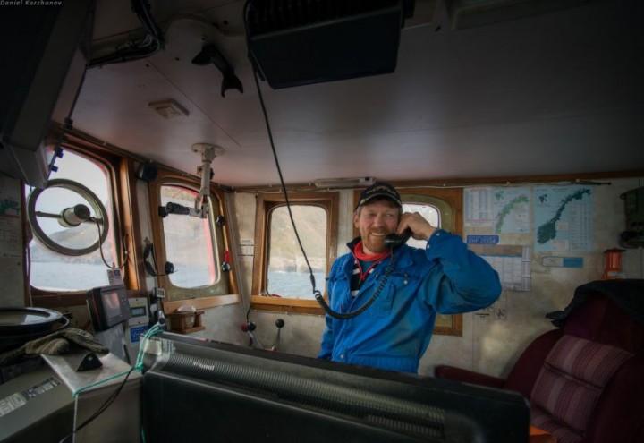 Как ловят треску в Норвегии (3)