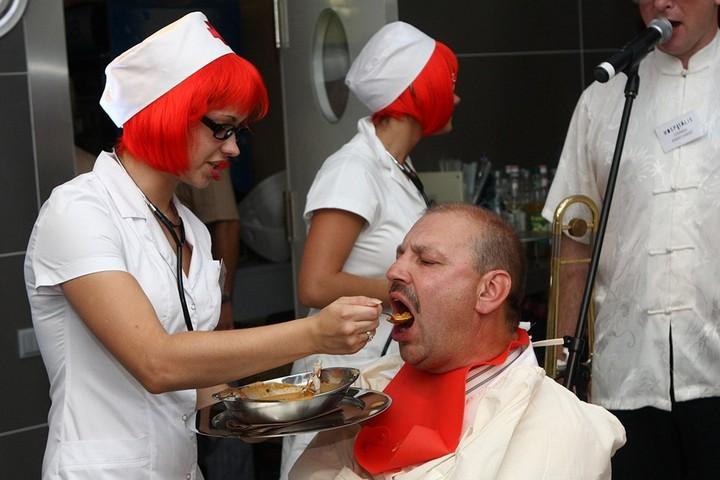Уникальный тематический ресторан «Hospitаlis» (1)