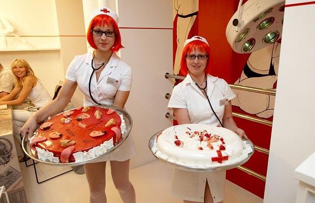 Уникальный тематический ресторан «Hospitаlis» (9)