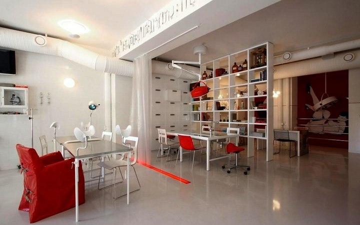 Уникальный тематический ресторан «Hospitаlis» (2)