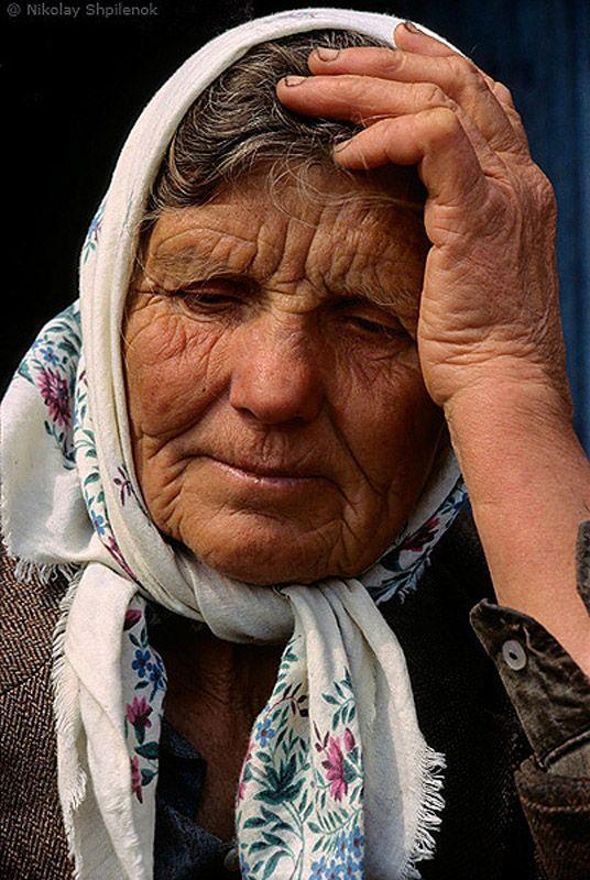 Как живут люди в глухой деревне (35)