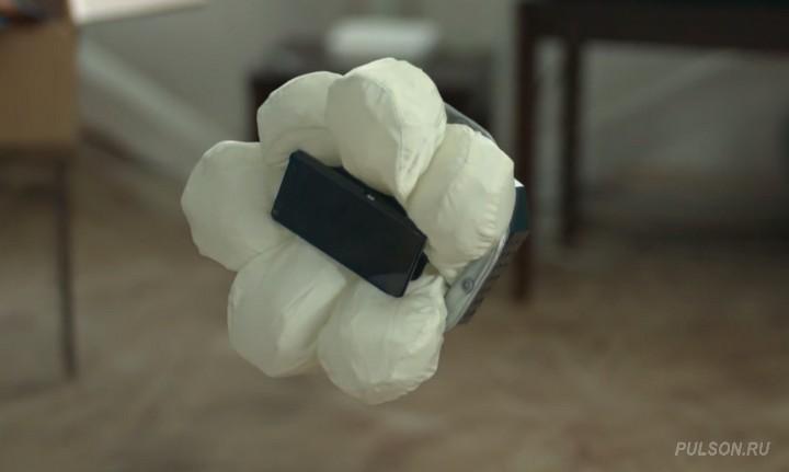 Подушка безопасности для телефона