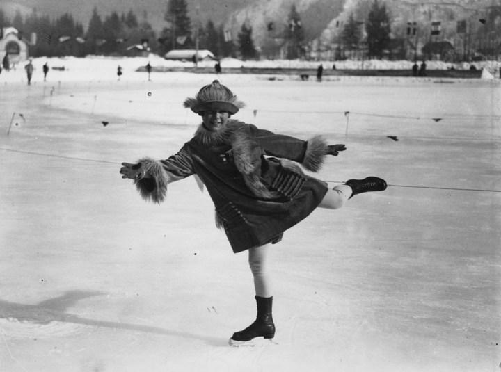Первые зимние Олимпийские игры 1924 года, ретро фотографии (7)