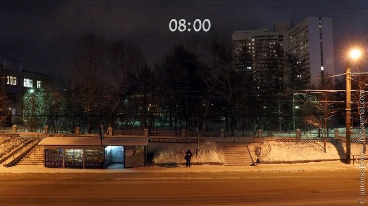 Что называют полярной ночью (1)