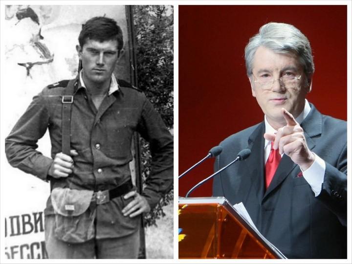 Как выглядели известные политики в молодости (14)