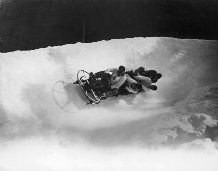 Первые зимние Олимпийские игры 1924 года, ретро фотографии (3)