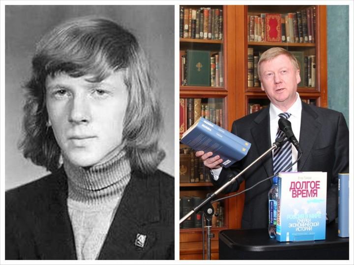 Как выглядели известные политики в молодости (3)