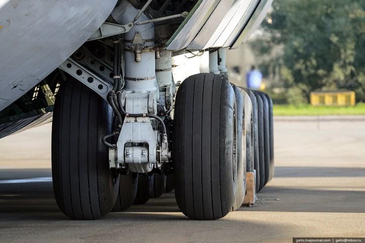 Ан-225 «Мрия» - самый большой самолет в мире (17)