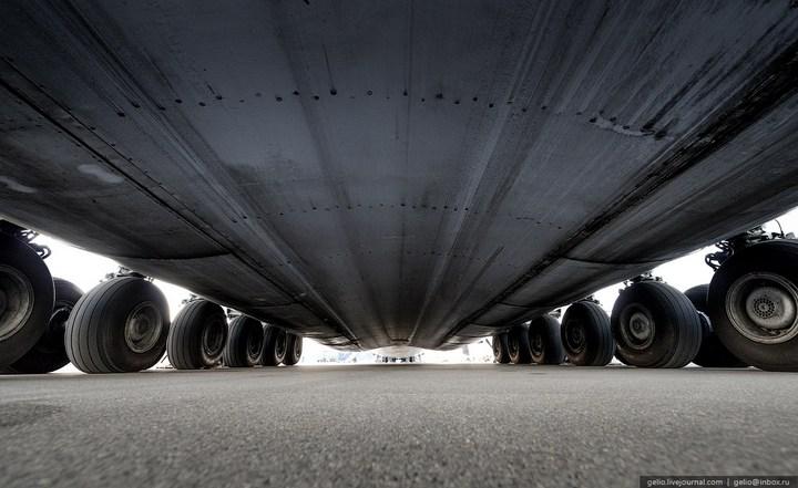 Ан-225 «Мрия» - самый большой самолет в мире (18)