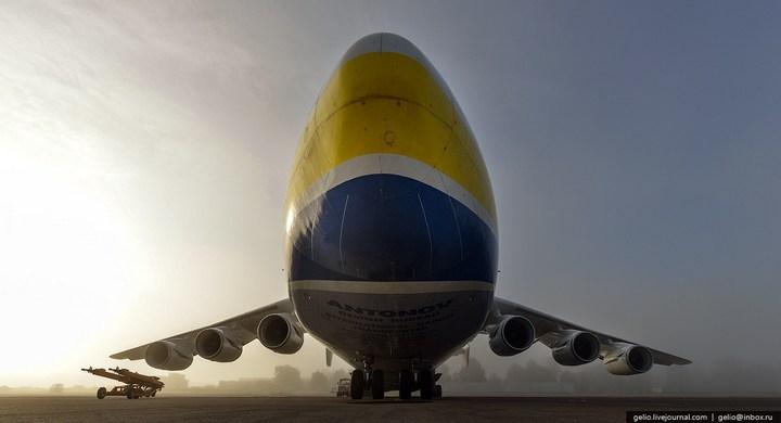 Ан-225 «Мрия» - самый большой самолет в мире (22)