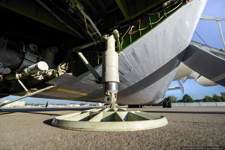 Ан-225 «Мрия» - самый большой самолет в мире (25)