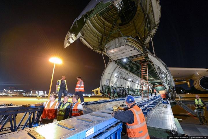 Ан-225 «Мрия» - самый большой самолет в мире (30)