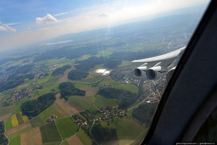 Ан-225 «Мрия» - самый большой самолет в мире (57)