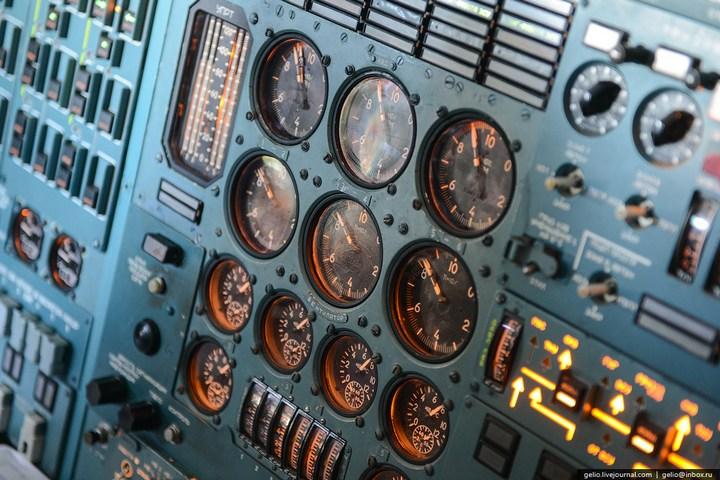 Ан-225 «Мрия» - самый большой самолет в мире (64)
