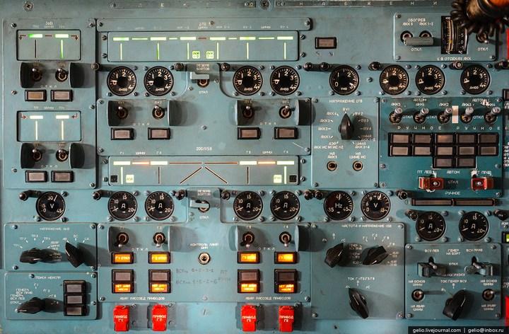 Ан-225 «Мрия» - самый большой самолет в мире (65)