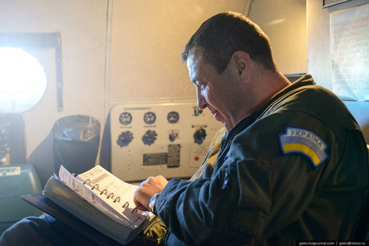 Ан-225 «Мрия» - самый большой самолет в мире (70)