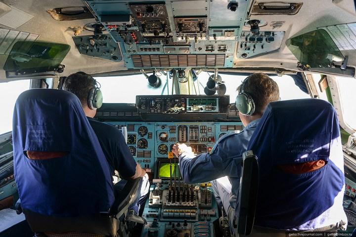 Ан-225 «Мрия» - самый большой самолет в мире (71)