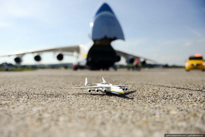 Ан-225 «Мрия» - самый большой самолет в мире (77)