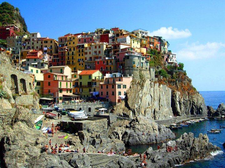 Итальянский курорт Римини (1)