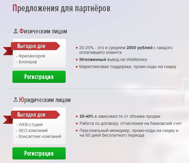 Партнерская программа RedHelper (2)