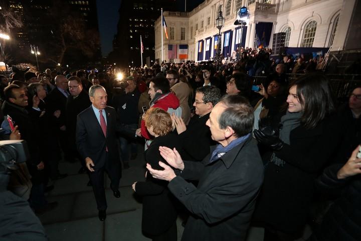 Сколько стоит быть мэром Нью-Йорка или великолепный Майкл Блумберг (2)