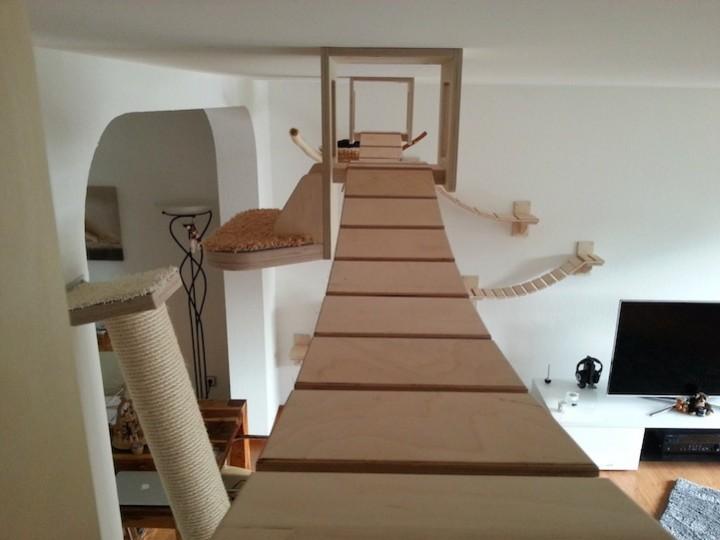 Игровая мебель для кошек (2)
