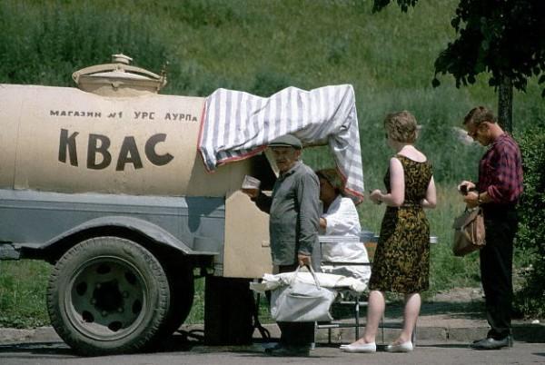 Советские напитки. Что, где и как пили в СССР (7)