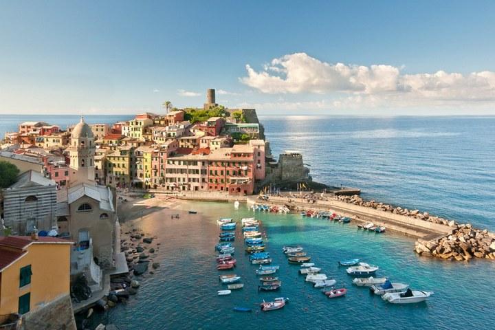 Итальянский курорт Римини (2)