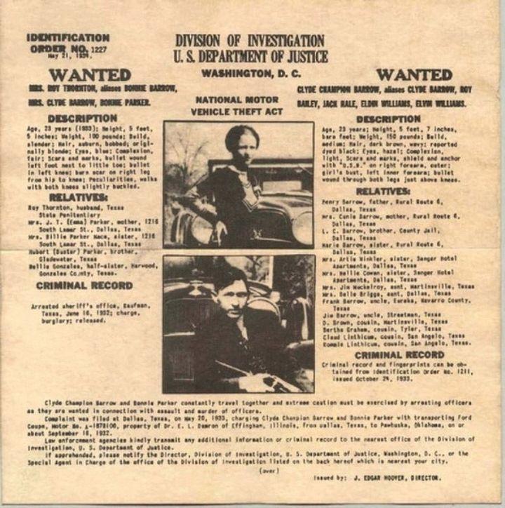 Знаменитые гангстеры Бонни и Клайд. Как это было (11)