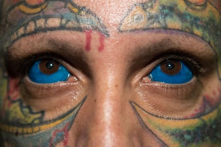 Самые татуированные люди (16)