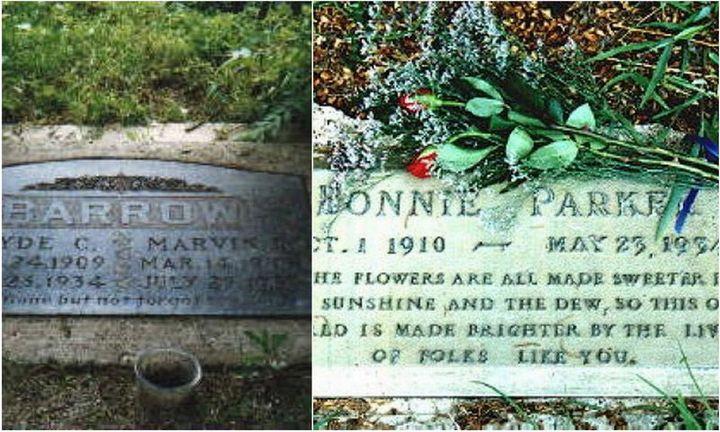 Знаменитые гангстеры Бонни и Клайд. Как это было (18)