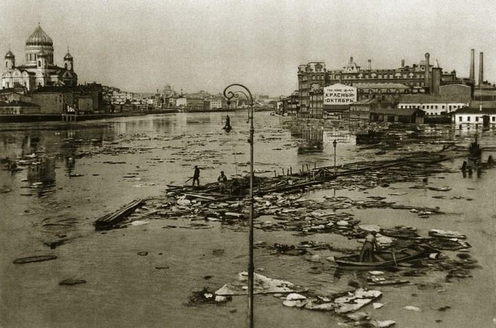 Старая Москва 1920-х годов, Старые фотографии Москвы (22)