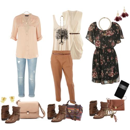 Какая одежда идет рыжим девушкам? (10)