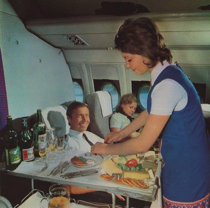 Реклама Аэрофлота времен СССР, История авиакомпании Аэрофлот, интересные факты (6)