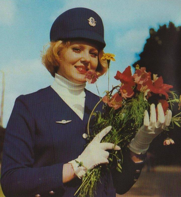 Реклама Аэрофлота времен СССР, История авиакомпании Аэрофлот, интересные факты (5)