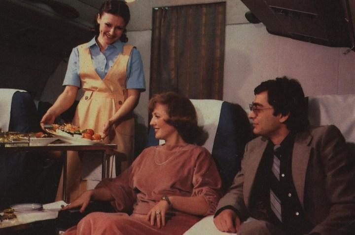 Реклама Аэрофлота времен СССР, История авиакомпании Аэрофлот, интересные факты (1)
