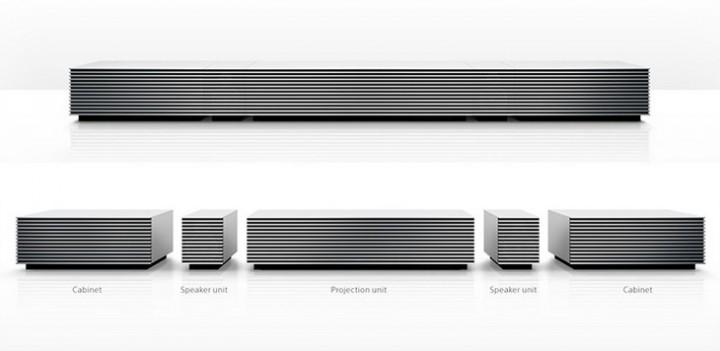 Мультимедийный проектор Sony 4K Ultra Short Throw Projector поступил в продажу (2)