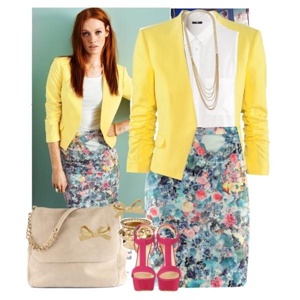 Какая одежда идет рыжим девушкам? (3)