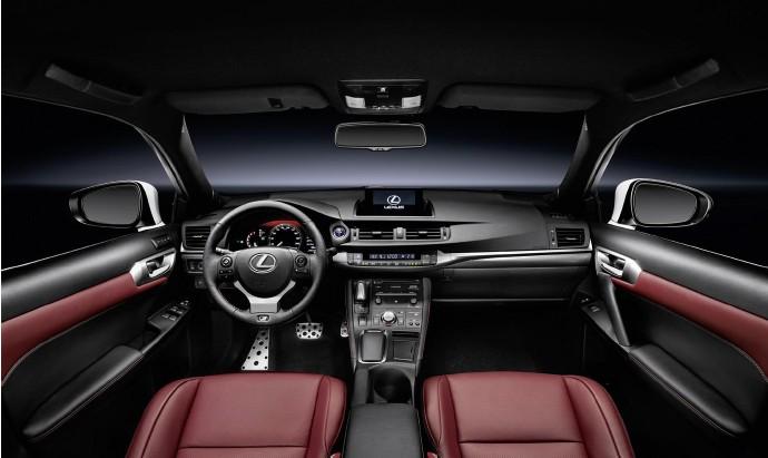 Новый Lexus CT 200h (7)